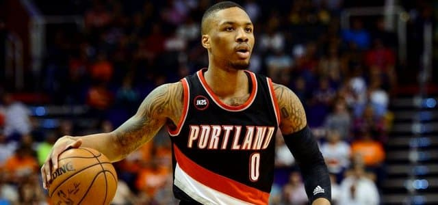 NBA - basket - Damian Lillard - LaMarcus Aldridge - Portland Trail Blazers - Memphis Grizzlies