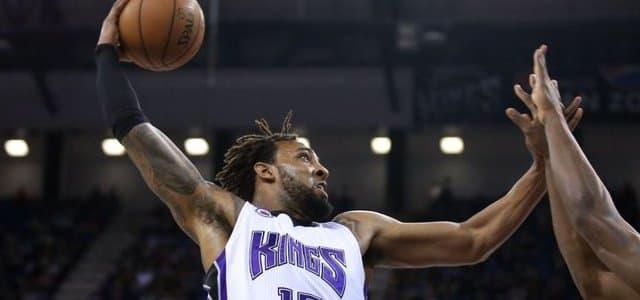 NBA - basket - New York Knicks - Carmelo Anthony - Derrick Williams - Sacramento Kings