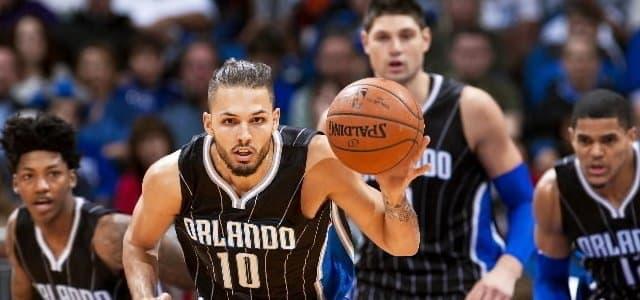 NBA - basket - Evan Fournier - Orlando Magic