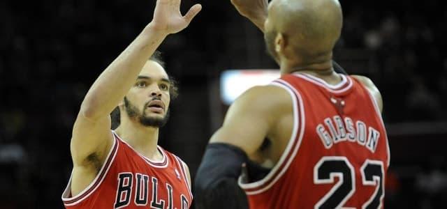 NBA - basket - Joakim Noah - Chicago Bulls