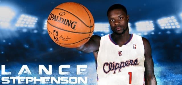 NBA - basket - Lance Stephenson - Los Angeles Clippers - Ersan Ilyasova - Gerald Green - Ray McCallum - Matt Barnes
