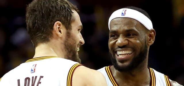 NBA - basket - LeBron James - Cleveland Cavaliers