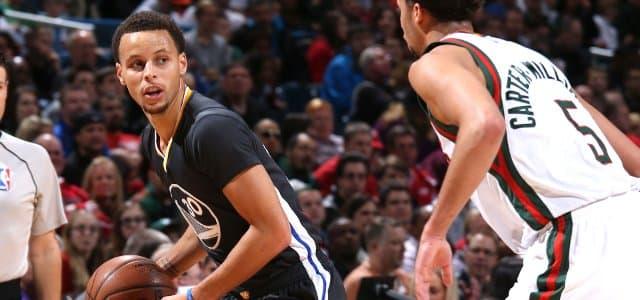 NBA - basket - Stephen Curry - Golden State Warriors