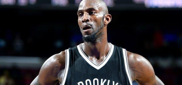 NBA - basket - Kevin garnett - Paul Pierce - Brooklyn Nets - Minnesota timberwolves - Mason plumlee - lionel hollins - Boston celtics - deron williams