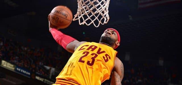 wholesale online clearance prices special sales LeBron James au Slam Dunk Contest : un goût amer