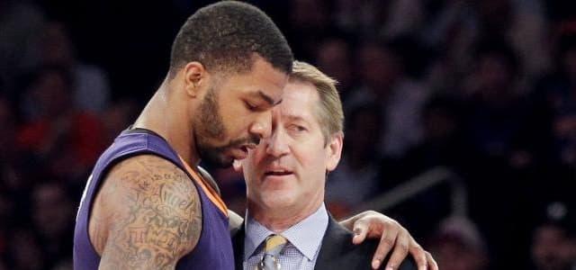 NBA - basket - Markieff Morris - Marcus Morris - Phoenix Suns