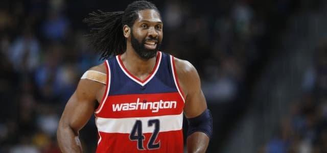 NBA - basket - nene - nene hilario - washington wizards - kevin seraphin - randy wittman