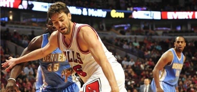 NBA - basket - chicago bulls - pau gasol - joakim noah - derrick rose - tom thibodeau