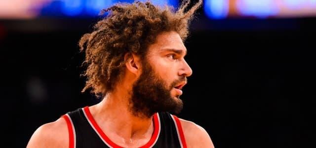 NBA - basket - Robin Lopez - New York Knicks - DeAndre Jordan - Portland Trail Blazers - Corey Brewer