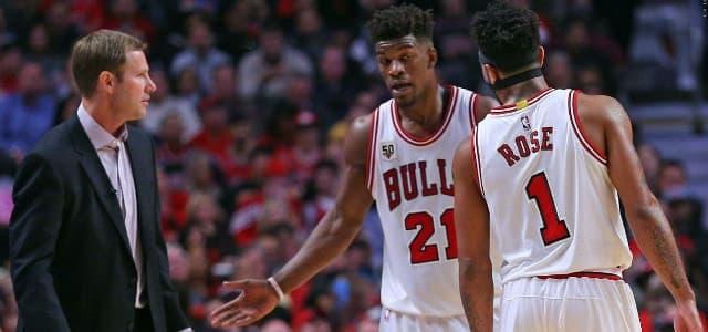 Bilan 2015 2016 Chicago Bulls
