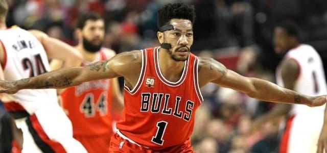 Derrick Rose - Chicago Bulls - Fred Hoiberg - Pau gasol - Jimmy Butler - NBA