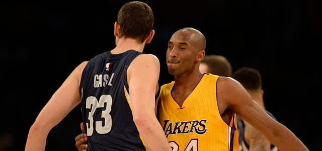 Pau Gasol - Marc Gasol - Chicago Bulls - Memphis Grizzlies - NBA
