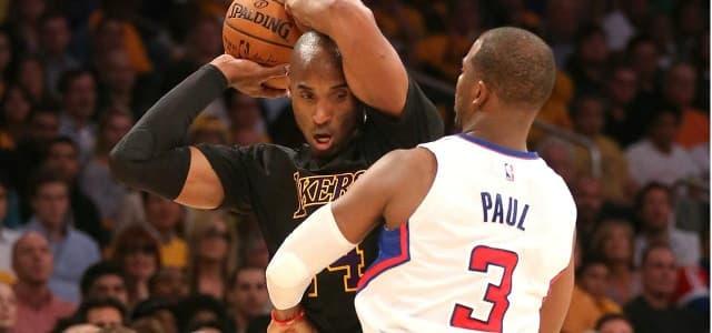 Kobe bryant - Los Angeles Lakers - D'Angelo Russell