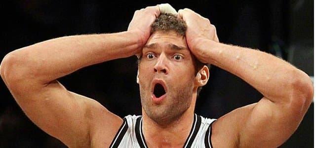 NBA - basket - Brook Lopez - Brooklyn Nets - Oklahoma City Thunder