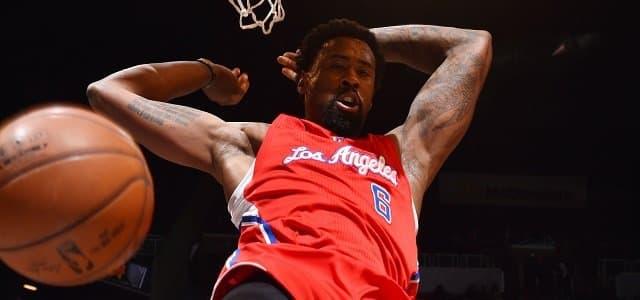 NBA - basket - DeAndre Jordan - Dallas Mavericks - Los Angeles Clippers - Free Agency