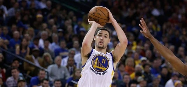 NBA - basket - LeBron James - Cleveland Cavaliers - Klay Thompson - Golden State Warriors