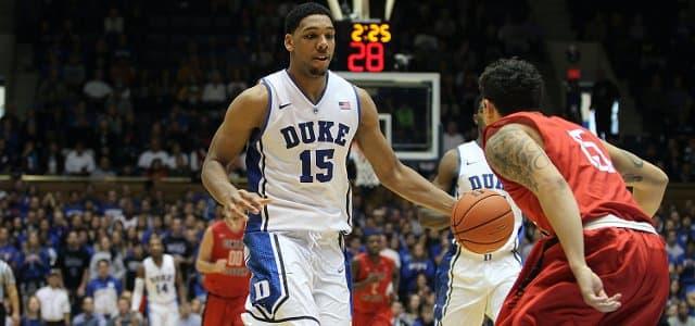 NBA - basket - Myles Turner - Stanley Johnson - Karl-Anthony Towns - Emmanuel Mudiay - Jahlil Okafor - Draft 2015