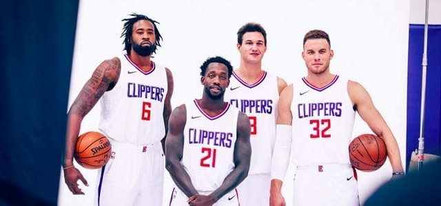 Los Angeles Clippers 2017-2018