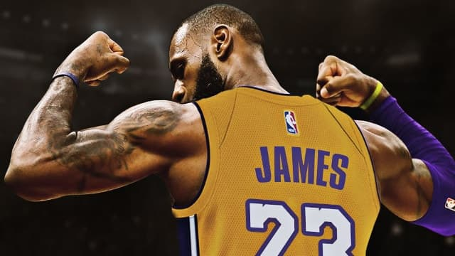 41885cb624b L impact de LeBron James (2 2)   Quelle rotation pour les Lakers