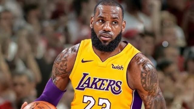 31bfd006507 Los Angeles Lakers 2018-2019   Showtime is back