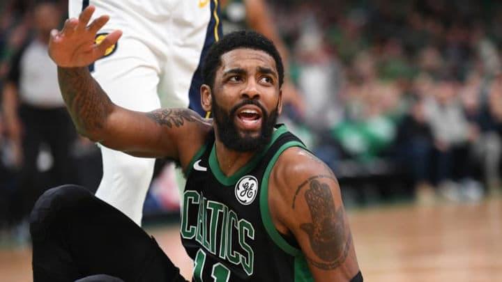 meilleures baskets aafa4 5b091 Kyrie Irving : Moins de blabla, plus de basket !