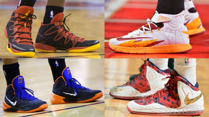 Qui sont les meilleurs vendeurs de sneakers NBA ?