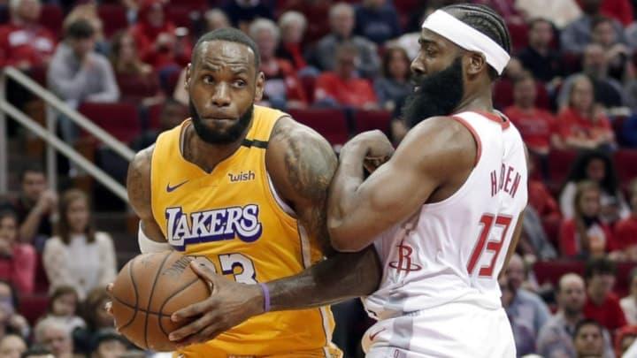 Les Lakers prennent le dessus sur les Rockets, Zach LaVine