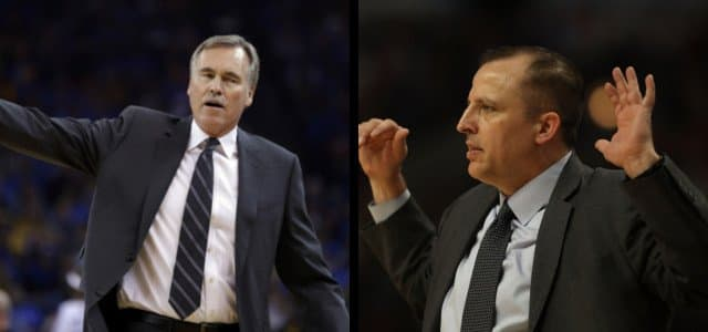 Image result for mike d'antoni tom thibodeau
